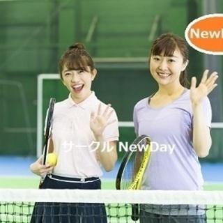 🎾大阪のテニスコンin靭公園🌺関西の趣味コンイベント開催中…