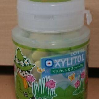 XYLITOL        ムーミン         ボトルガム