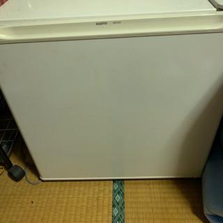 SANYO 単身用 ワンドア冷蔵庫