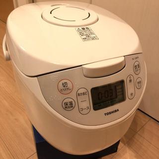 TOSHIBA 炊飯器☆キレイです