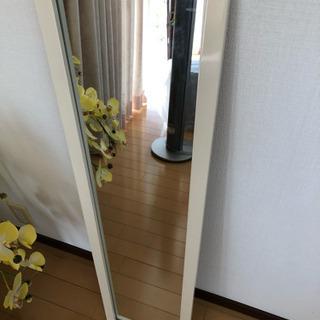 ミラー(鏡)☆全身鏡 - 家具