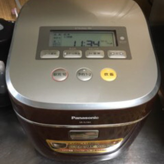 PanasonicスチームIHジャー炊飯器 SR-SJ182 1...