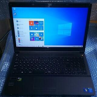 ゲーミングノート Core i7 SSD HDD GTX765M