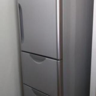 《お取引中》【自宅引取限定】冷蔵庫3ドア/日立/定格内容積302...