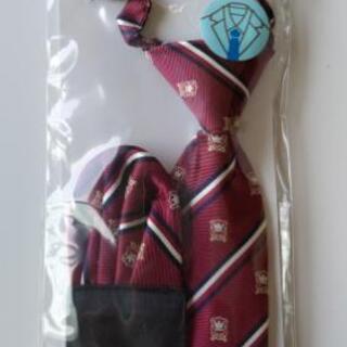 子供用 ネクタイ、チーフ 新品