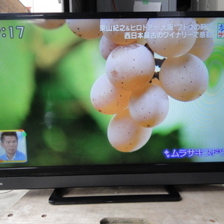 北608 東芝 液晶 テレビ 32型 32S21 2018年製