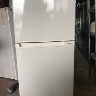 東芝2ドアタイプ冷蔵庫