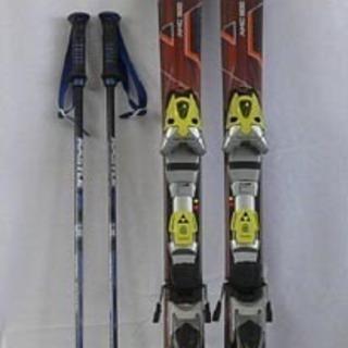 19Y0280 5S7 スキー FISCHER AMC80…