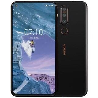 ★新品!ノキア Nokia X71 スマートフォン 6GB RA...
