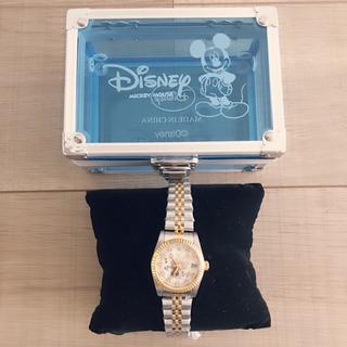 ディズニー 世界限定腕時計 80周年記念