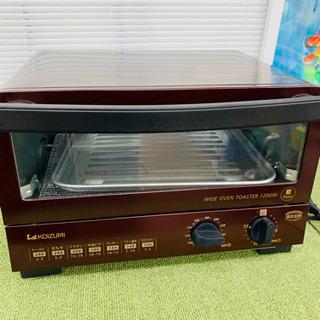 美品  KOIZUMI オーブントースター