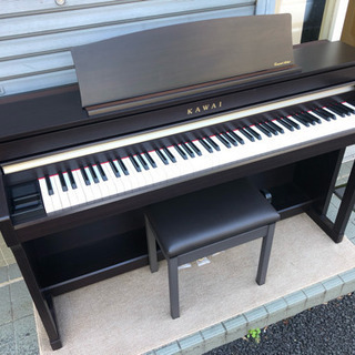 ♫ 保証付 ⭐️ 中古電子ピアノ カワイ CA78R 2018年製 ♫