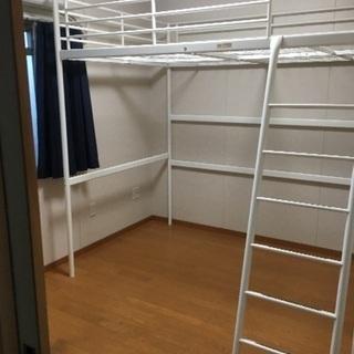 IKEA ロフトベッド ダブル