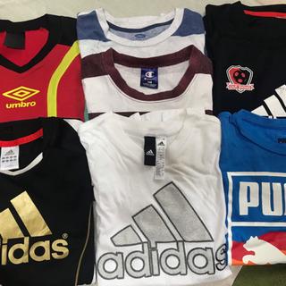 ⭐️男児 Tシャツ 140 150  スポーツブランド