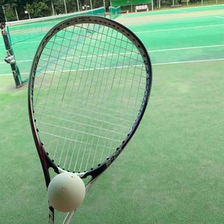 ソフトテニス、メンバー募集