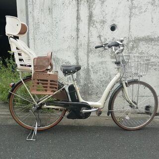 ヤマハ PASラフィーニ 3人乗り電動自転車