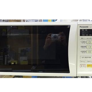 【恵庭】パナソニック 電子レンジ NE-TH225 2012年製...