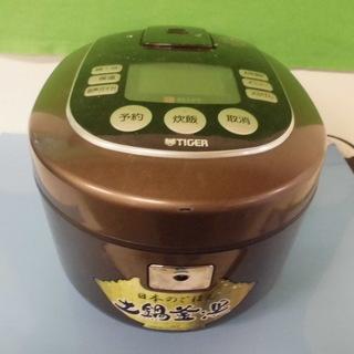 タイガー土鍋IH炊飯ジャー  2010年製 JM4958)【取り...