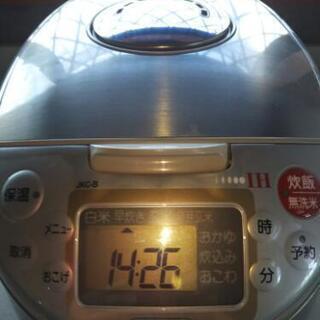 タイガーIH炊飯ジャー1.0L