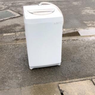 【TOSHIBA】全自動洗濯機/6.0kg/2015年製