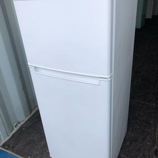 2018年製 NITORI ニトリ グラシア 130 冷凍冷蔵庫...