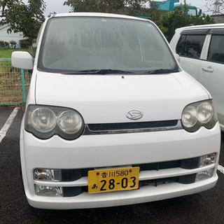 ムーブ 車検付 コミ 7万円