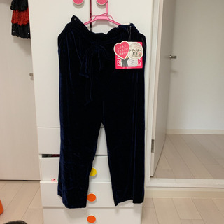 マタニティー おしゃれ パンツ(・ω・新品 定価2980円