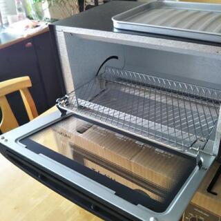 新品オーブントースター