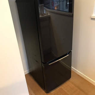 2017年製 冷蔵庫 Hisense 150L