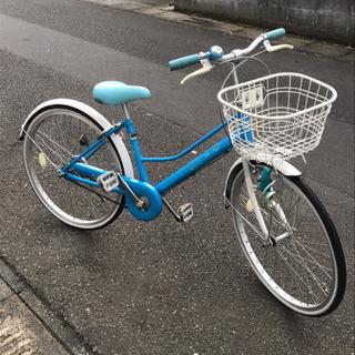 最終処分【使用頻度少なめ】24インチ・子供用自転車・4年生ぐらい...
