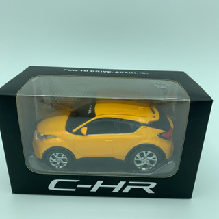 未開封 トヨタ C-HR プルバックカー