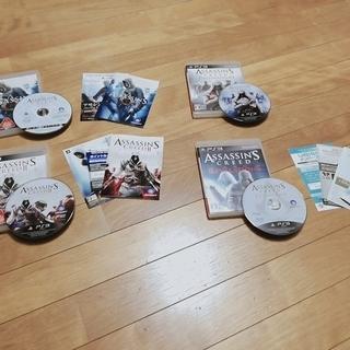 【アサシンクリードシリーズ4本セット PS3用】【ASSASSI...