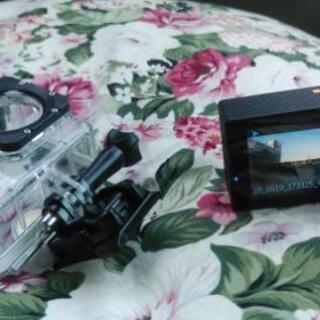 (値下げしました。)アクションカメラ