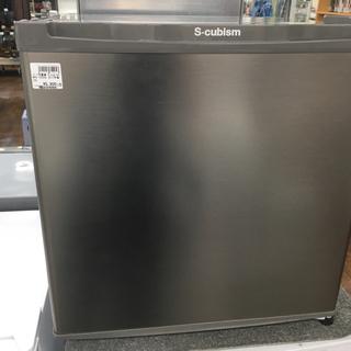 S-cubism 1ドア冷蔵庫 2017年製 WFR-1032SL