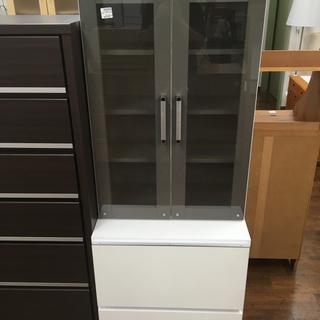 家具の大丸 食器棚 プレオ60
