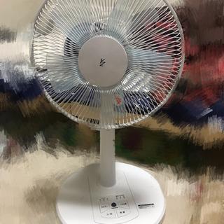 リビング扇風機 YAMAZEN  [リモコン付き]