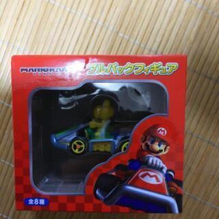 マリオカート7  プルバックフィギュア