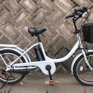 1-12 電動自転車ブリジストン ビッケ