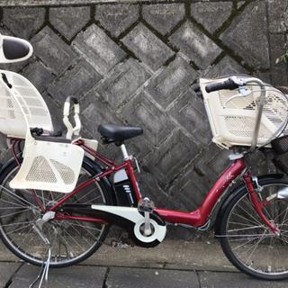 1-15 電動自転車ブリジストンアンジェリーノ6アンペア
