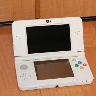 New3DS ソフト1本&電源アダプター付き