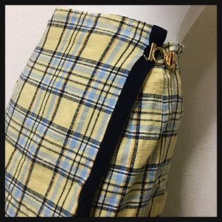 【SUPREME JUELAMY BRAND】日本製巻きスカート...