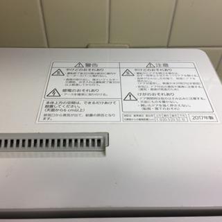 Panasonic 食洗機 2017年製 - 家電