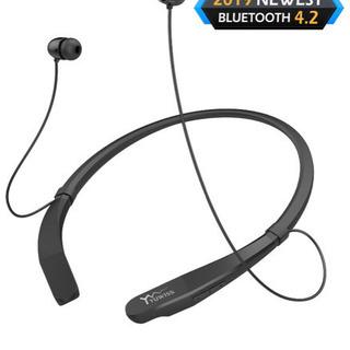 Bluetooth ネックバンド イヤホン