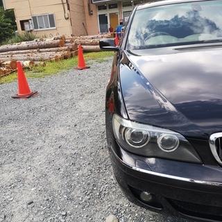 乗って帰れます BMW 7シリーズ E65後期