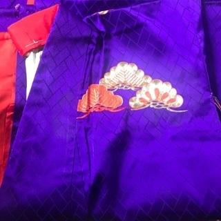 着物 舞台衣装? 紫 金