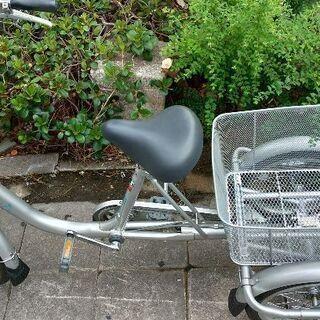 アサヒ 大人用 3輪車