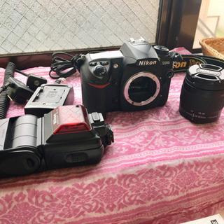 NIKON デジタル一眼レフカメラ D200