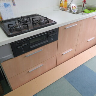 システムキッチン(未使用)