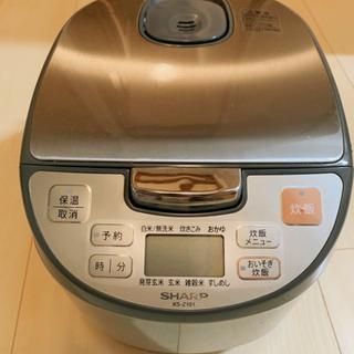 シャープ 炊飯器