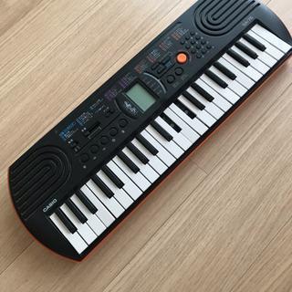 【お取引き中】CASIO 44ミニ鍵盤 電子キーボード SA-7...